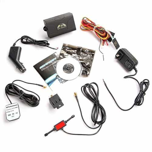 iTrack TK104 Professional Car Tracker