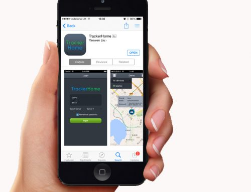 How to download the Live Tracking iOS/Android App