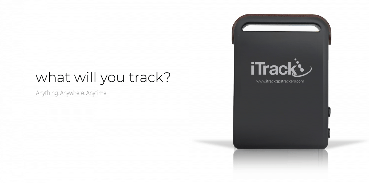 Track anything. Anywhere. Anytime