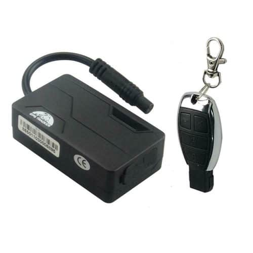 iTrack Micro GPS Tracker with Remote