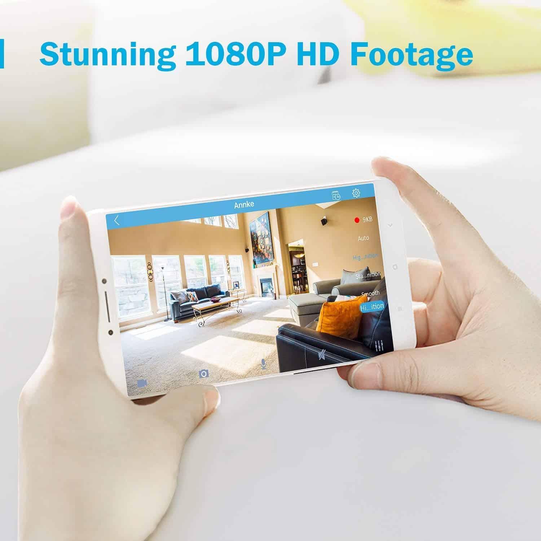 Stunning 1080 quality
