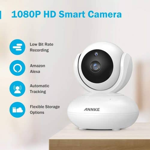 Annke Wireless Camera Technical Spec