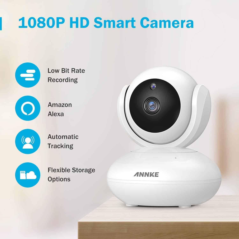 Annke Wireless Camera Technical Spec