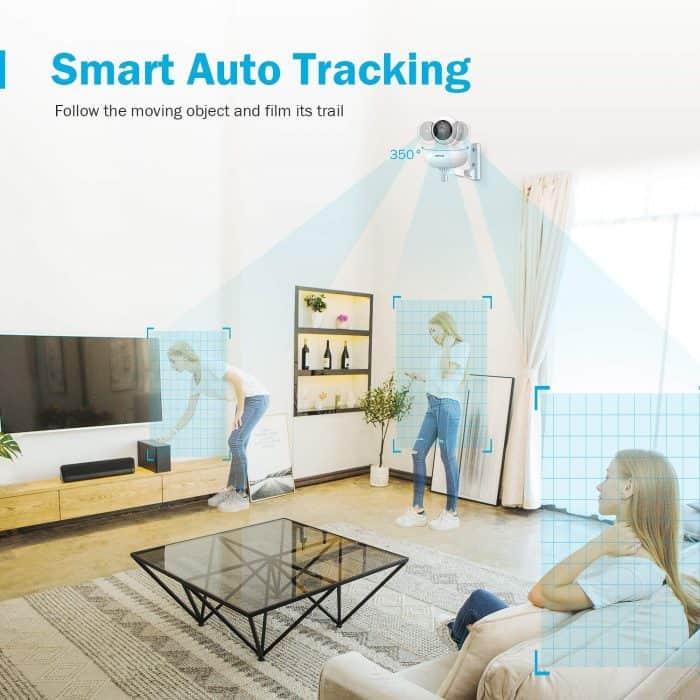 Smart Auto Tracking